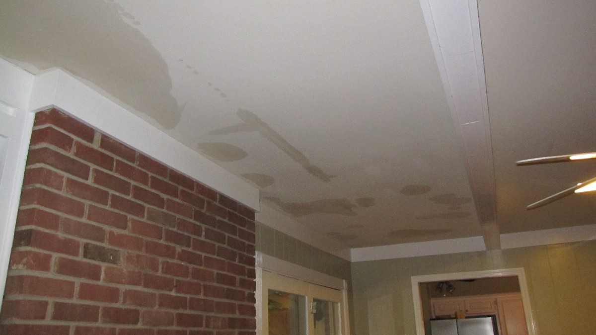 Unexpected Damages Caused By A Leaking Roof Weaver Metals