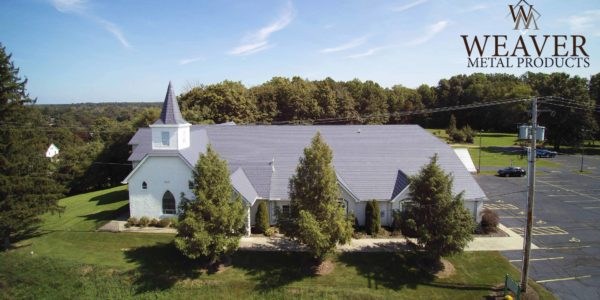 Charcoal Gray Solid Weaver Shingles -